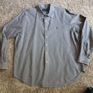 Ralph Lauren Classic Fit Button-Down